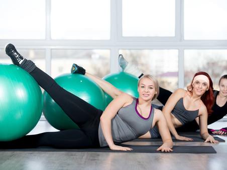 ¿Qué es y para qué sirve la Stability Ball en Pilates?