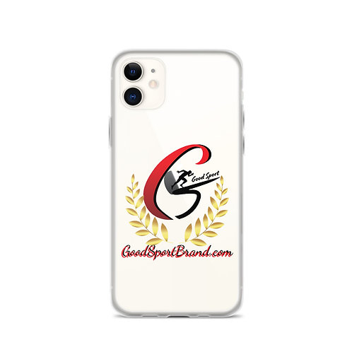 GS Crest iPhone Case