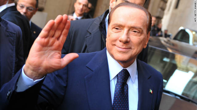 Former Italy PM Silvio Berlusconi To Stand Trial In Sex Bribery Case