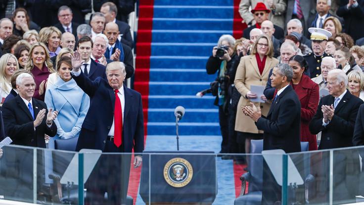 President-Elect: Donald Trump's Inauguration