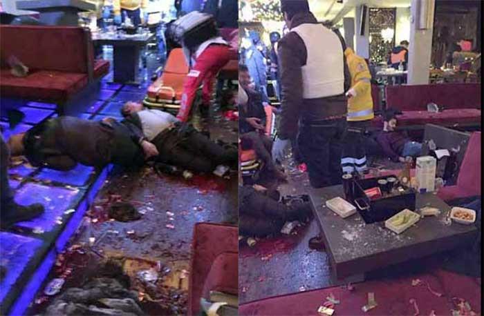 Istanbul Nightclub Terror Attack