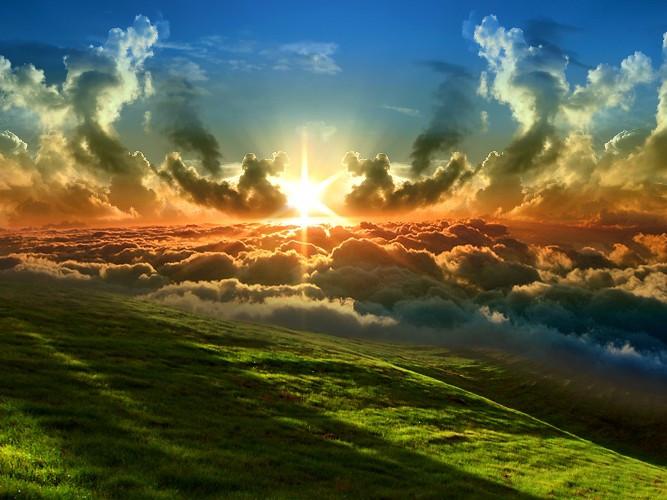 The Splendors & Wonders Of Heaven!