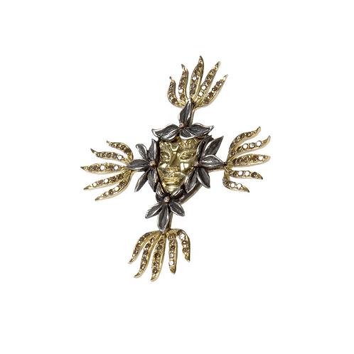 Palace Royal Mask Pendant