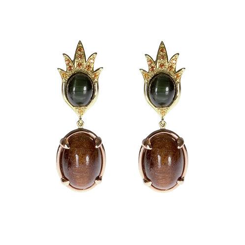 Palace Royal Earrings