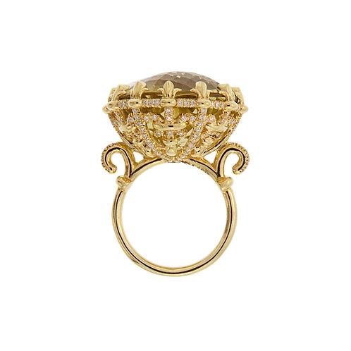Palace Royal Fleur de Lyle Ring