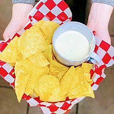Chips & House Queso