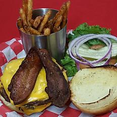 Double Barrel Burger