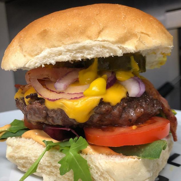 Thornhill Arms Kings Cross Burger