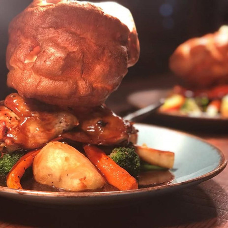 Thornhill Arms Pub Kings Cross Sunday Roast
