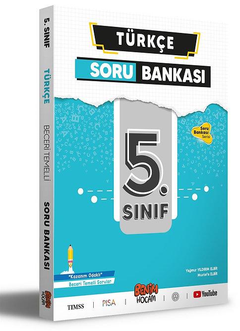 5. Sınıf Türkçe Soru Bankası Benim Hocam Yayınları