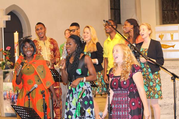IAS Chor - sing mit uns!