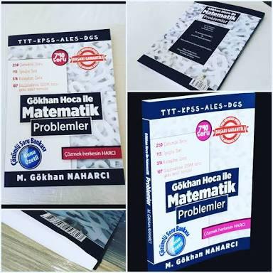 Gökhan Hoca ile Matematik Problemleri