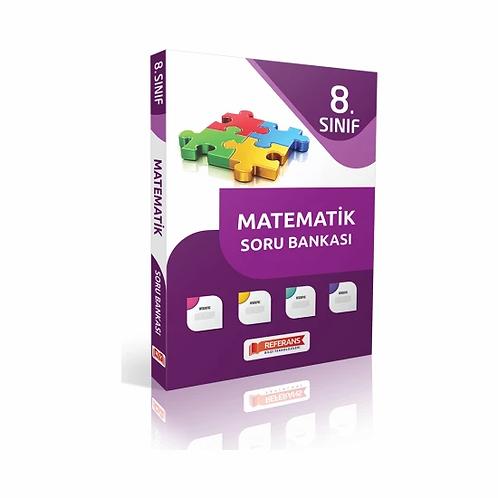 Referans Yayınları 8. Sınıf Matematik Soru Bankası