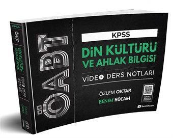 Özlem OKTAR Din Kültürü Ve Ahlak Bilgisi Video Ders Notları