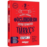 Ankara Yayınları Güçlendiren 7. Sınıf Türkçe Soru Bankası