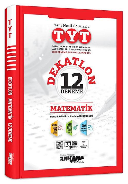 TYT Dekatlon Matematik 12 Deneme Sınavı