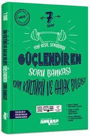 Ankara Yayınları Güçlendiren 7. Sınıf Din Kültürü Soru Bankası