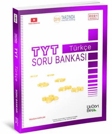 TYT 2021 Türkçe Soru Bankası