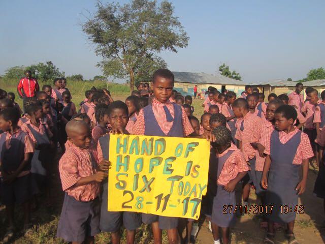 Hand of Hope International School
