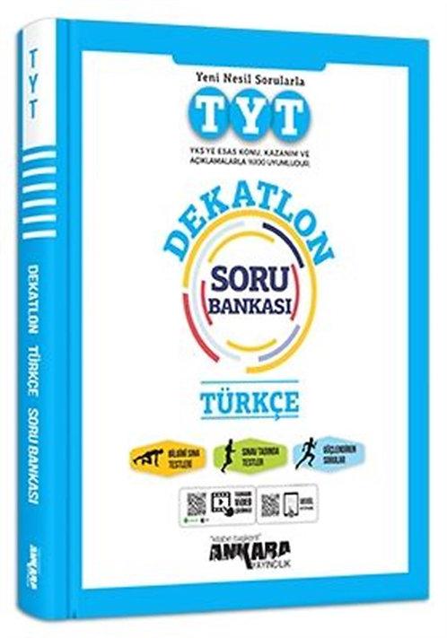 Ankara Yayıncılık TYT Türkçe Dekatlon Soru Bankası