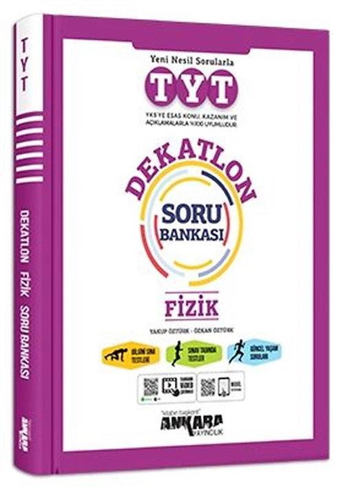 Ankara Yayıncılık TYT Fizik Dekatlon Soru Bankası