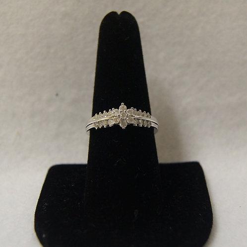 Women's Diamond Cluster Ring