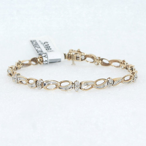 Women's Gold Bracelet