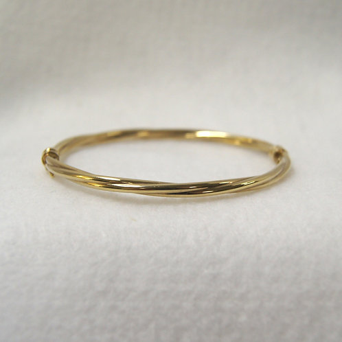Women's Gold Bangle