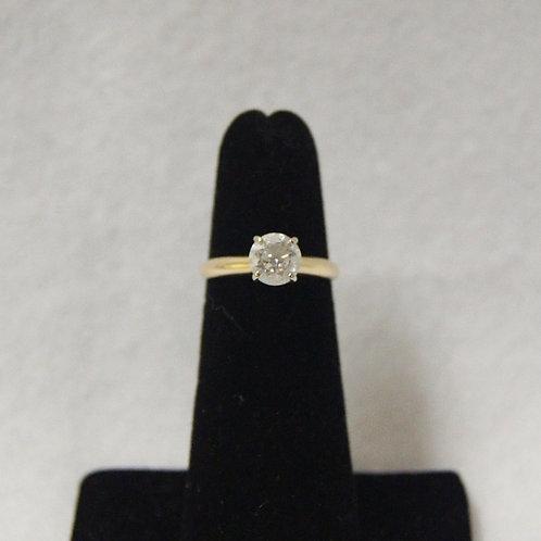 Women's Round Cut Diamond Ring
