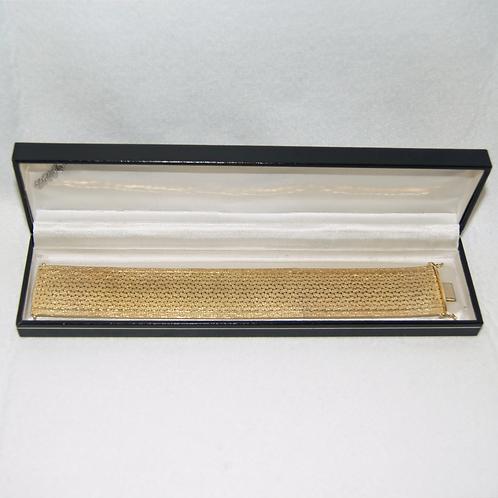 Unisex 14k Gold Bracelet