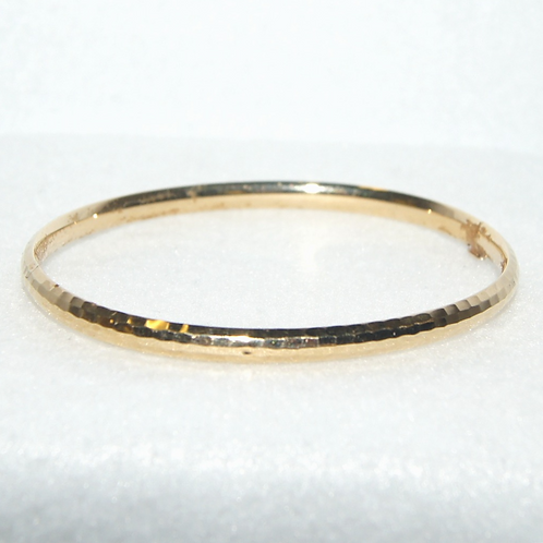 Material: 14k yellow gold