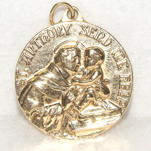 Unisex Saint Anthony Charm