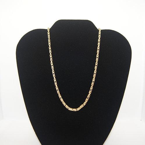Byzantine Link Chain