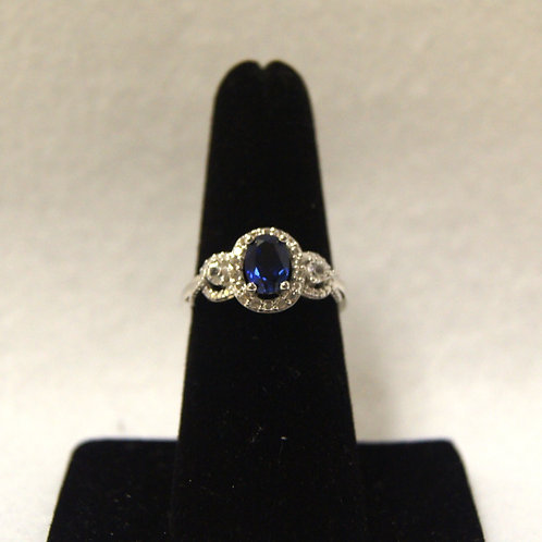 Women's Sterling Silver Ring