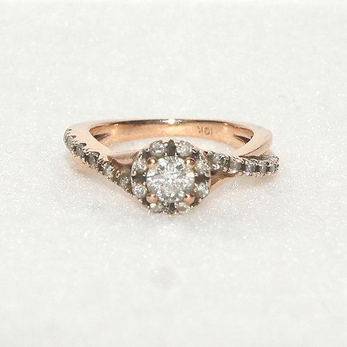Women's Rose Gold Ring