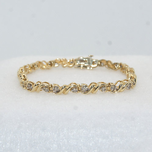 Material: 14k Yellow Gold