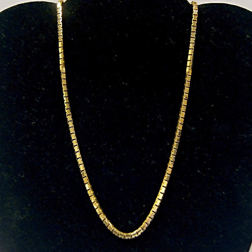 Men's Box Chain