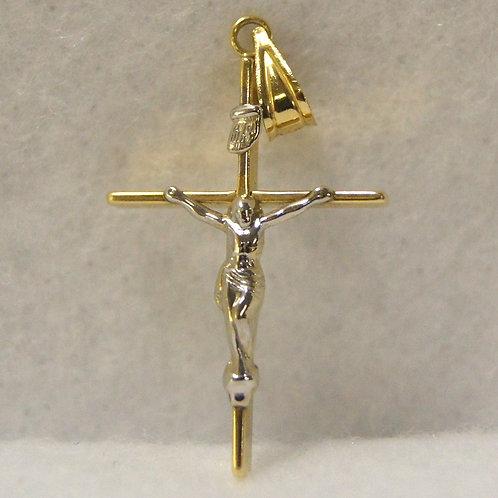 Unisex Cross Charm