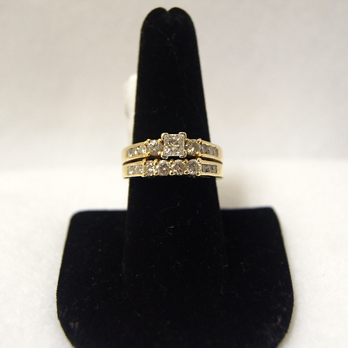Women's 18k Gold Wedding Ring