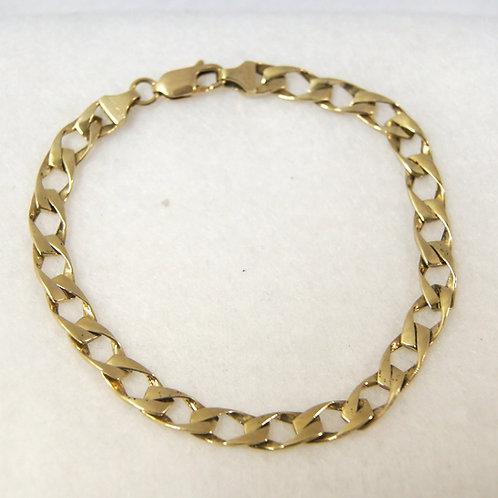 Men's Flat Mariner Bracelet