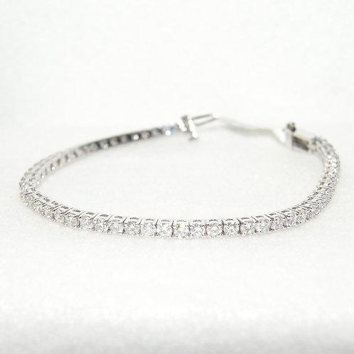 Women's Diamond Tennis Bracelet