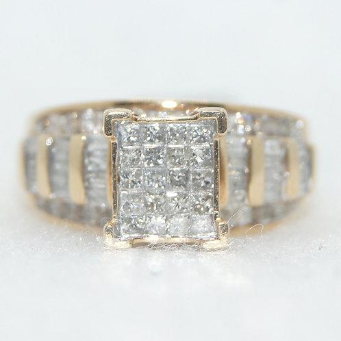Women's Diamond Wedding Ring