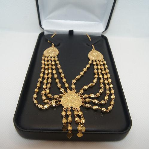 Women's 21k Gold Necklace