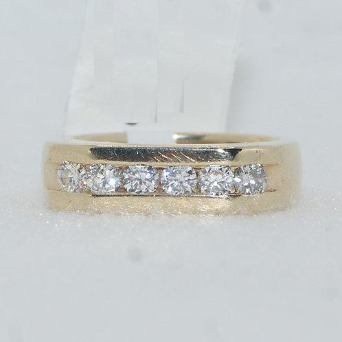 Men's Diamond Wedding Ring