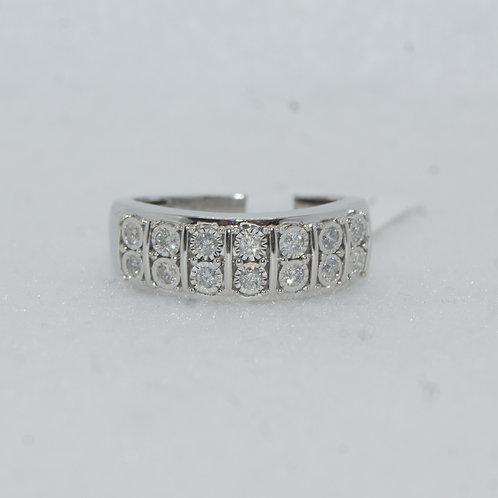 Men's Cluster Ring
