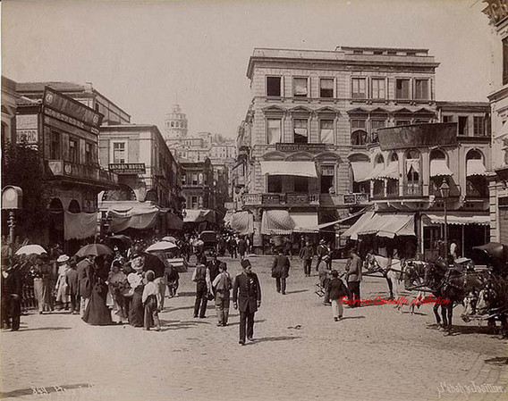 Place de Kara Keuy 849. 1890s