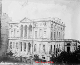 Ambassade d'Amerique 1022. 1900s