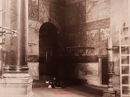 Ste Sophie interieur. 1890s