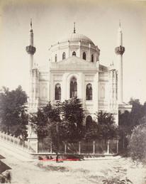 Mosquee Validee a Ak Serai a Stamboul 122. 1890s