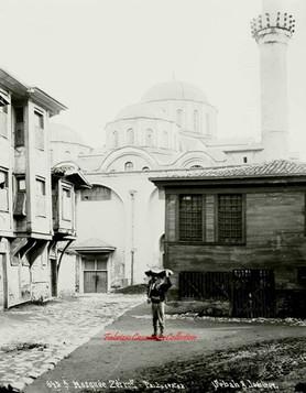 Mosquee Zeirek Pantocrator 645A. 1890s